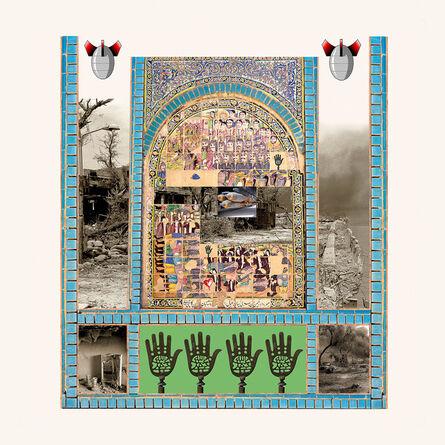 Rana Javadi, 'Never Ending Chaos 6', 2013