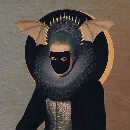 Deming King Harriman, 'Isolation Art:  Masks II', 2021