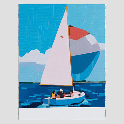 Guy Yanai, 'Sea in America', 2020