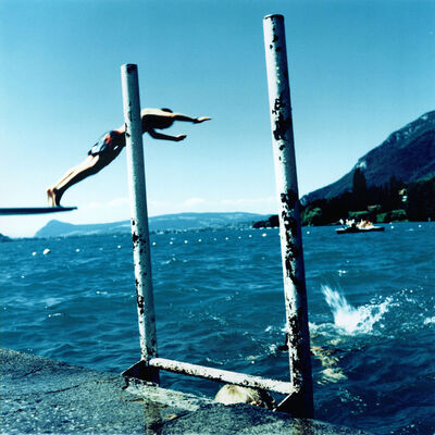Karine Laval, 'The Pool #18, Annency, France', 2002