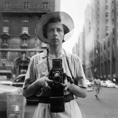 Vivian Maier, 'New York, 10 September 1955 © Vivian Maier/Maloof Collection / Courtesy Howard Greenberg Gallery New York', 1955