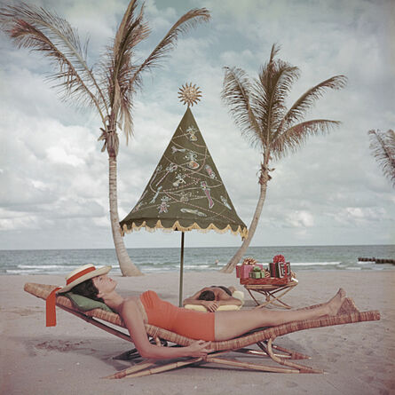 Slim Aarons, 'Palm Beach Idyll, 1955', 1955