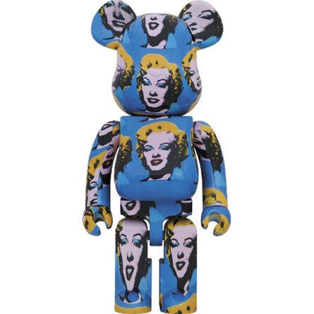 BE@RBRICK, 'Andy Warhol Marilyn Monroe (1000%)', 2020