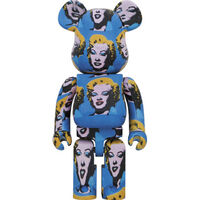 BE@RBRICK, 'Andy Warhol Marilyn Monroe (1000%)', 2020