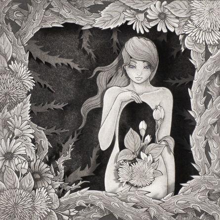 Daria Aksenova, 'Garden of Flora', 2019