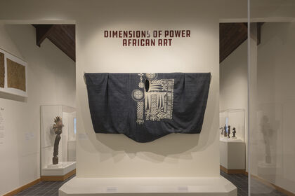 Dimensions of Power: African Art at the Snite Museum of Art