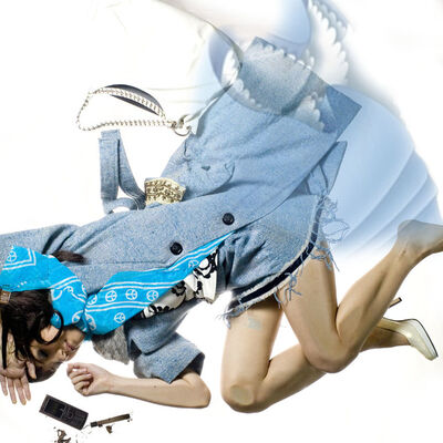 Isa Ho, 'Fairy tales- princess Cinderella', 2009