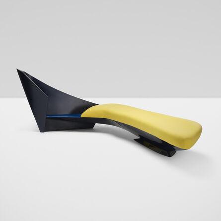 Zaha Hadid, 'Wave sofa', 1988