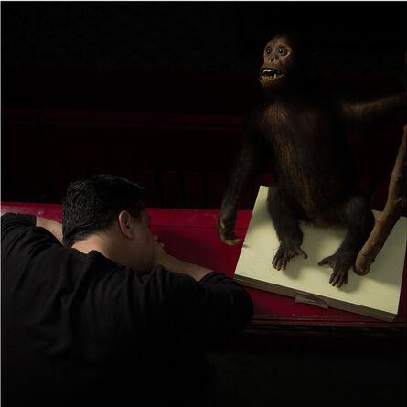 "João Tabarra, 'Biotope project, ""Intégration du vivant""', 2015"