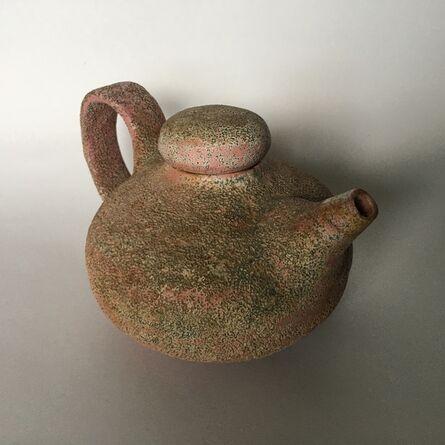 Beatrice Wood, 'Teapot', ca. 1960