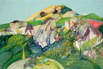 David Evans: The Sacred Landscape