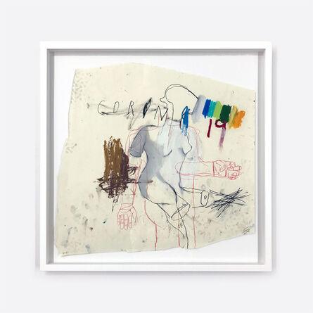 Gary Ward, 'Untitled (Corona drawing)', 2020