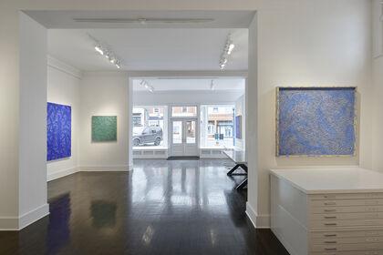 Martin Kline: Allover Paintings