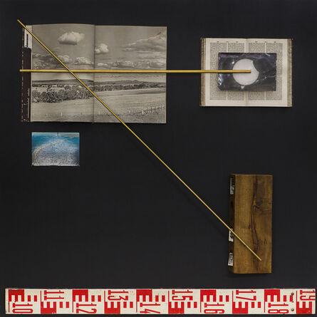 Fernando Otero, 'Gathered territories 2', 2016