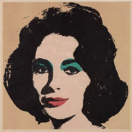 Andy Warhol, 'Liz (F./S. II.7)', 1964