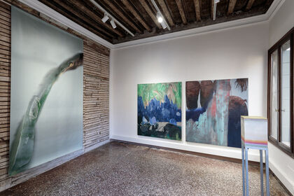 Tensioni Superficiali - Five young artists in Venice