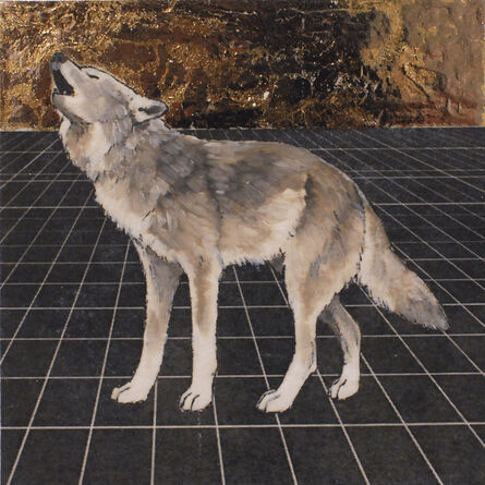 Alexis Kandra, 'Howling Wolf', 2019