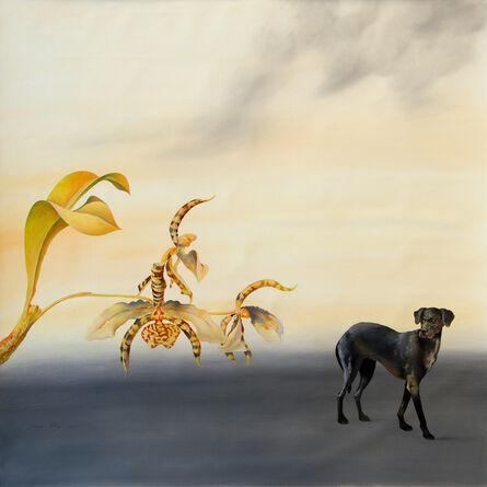 Genia Chef, 'Wild Orchid', 2012