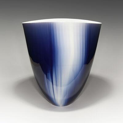 """Tokuda Yasokichi IV, 'Vase - Shoin """"Music of the Wind""""', 2018"""