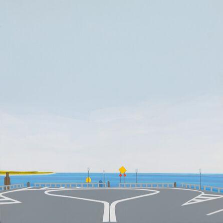 Grant Haffner, 'Long Wharf', 2017