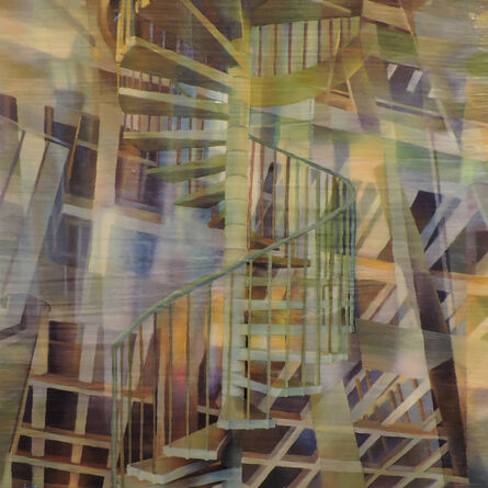 Nancy Newman Rice, 'Stairway to Chaos', 2015