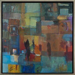 Adel Al-Khalaf, 'Visit 2'