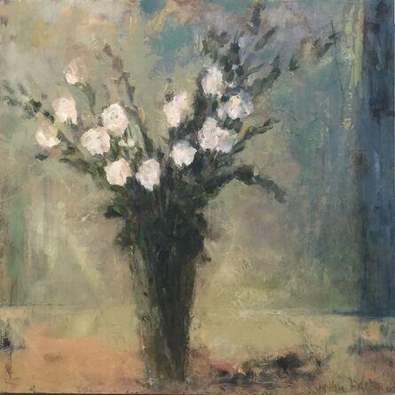 Cynthia Packard, 'White Roses', 2015