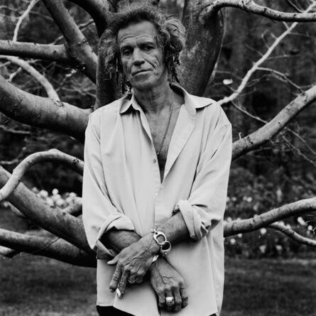 Anton Corbijn, 'Keith Richards, Conneticut', 1999