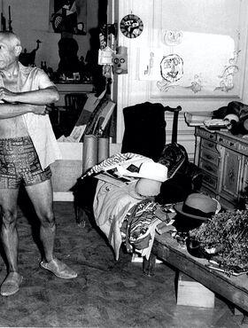 Picasso x Vallauris