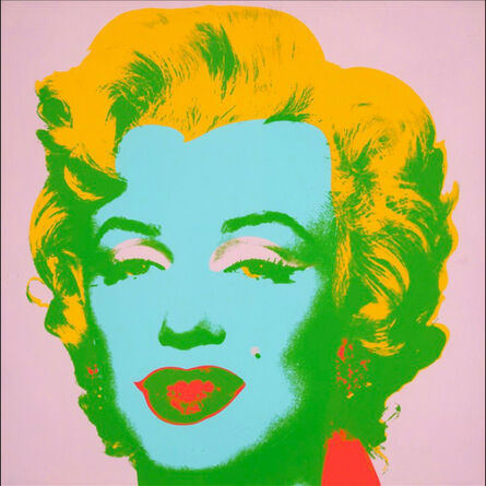 Andy Warhol, 'Marilyn FS II.28', 1967