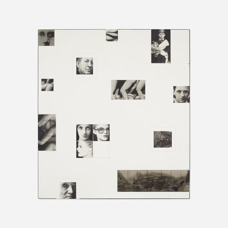 Joseph Piccillo, 'Incidents # IV (from the Sections series)', 1978