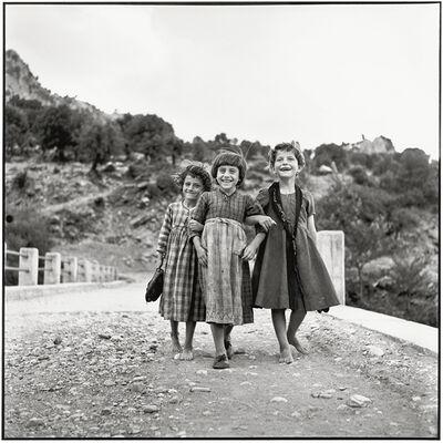 Robert McCabe, 'Epeiros, Three Friends', 1961
