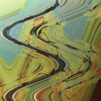Barbara Amos, 'Aspen Wave Three', 2016
