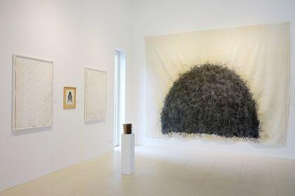 4 + 1 = 41  Wahrnehmung & Erinnerung 4 Künstler und 1 Galerie