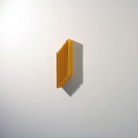 Masayuki Tsubota, 'the layer of self_yohs', 2015