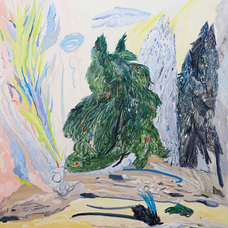 Suin Choi, 'An angry tree', 2020