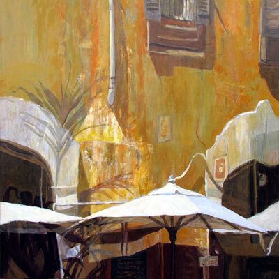 Jann Pollard, 'Cesári-Roma Reflections', 2012
