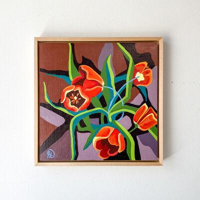 Julia Deckman, 'Tulips ', 2021
