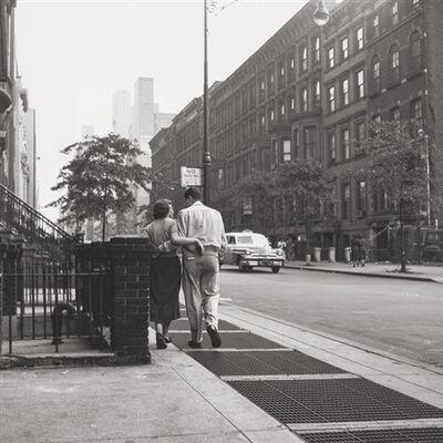 Dorothea Lange, 'Spring in New York City', 1953