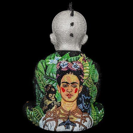 Metis Atash, 'Metis Atash Punk Buddha Me and My Monkeys II feat. Frida Kahlo', 2018