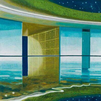Hans Vandekerckhove, 'Door to the Night 2', 2019