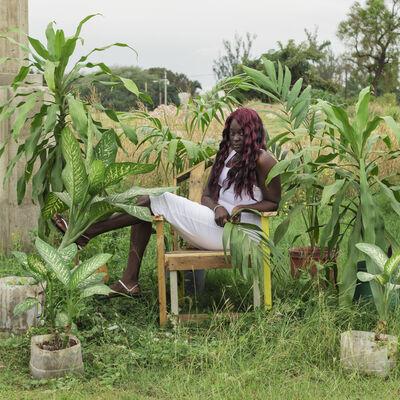 Jova Lynne, 'The Empress (Sits)', 2018
