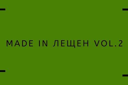 MADE IN LESHTEN - Vol. 2