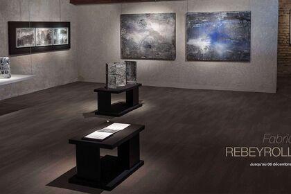 Fabrice Rebeyrolle - Levée de lumière