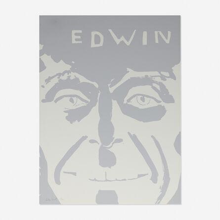Alex Katz, 'Edwin', 1997