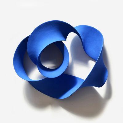 Merete Rasmussen, 'Endless Blue (Wall)', 2016