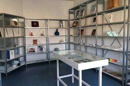 Parkett's Zurich Viewing Room