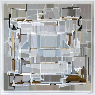 James Kennedy, 'Hierarchical Structure', 2015