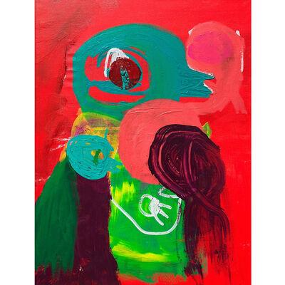 Carlos Dias, 'Bird Family II', 2018