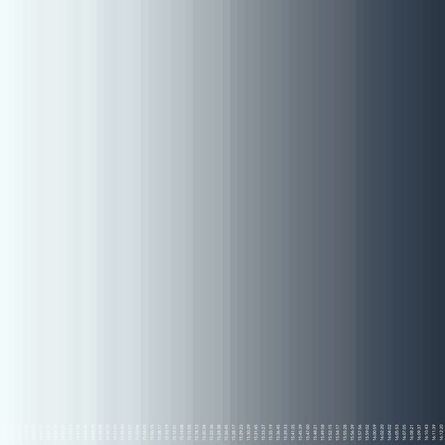 Inge Dick, 'winter light white 2015/38', 2015